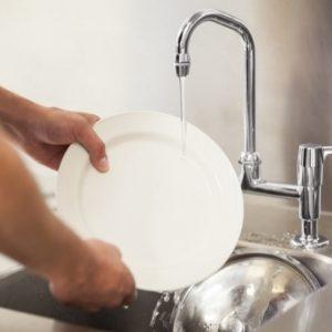 Lavagem Manual de Loiça