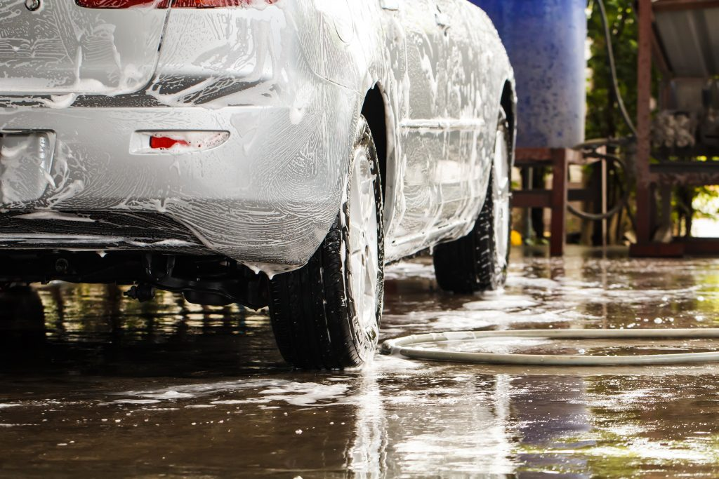 Impacto Ambiental no sector da lavagem Auto