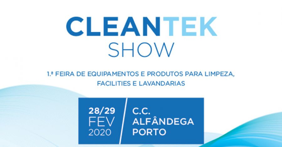 JMCS no CLEANTEK SHOW no Porto