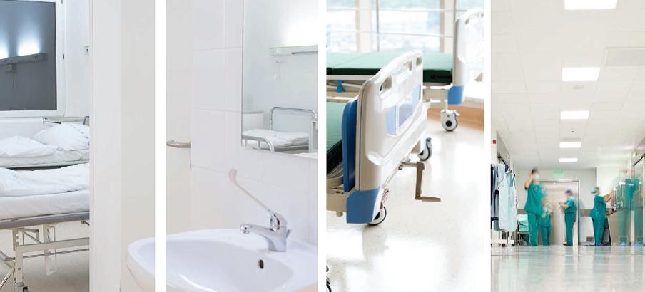 Limpeza e Desinfecção Profissional | Higiene Hospitalar