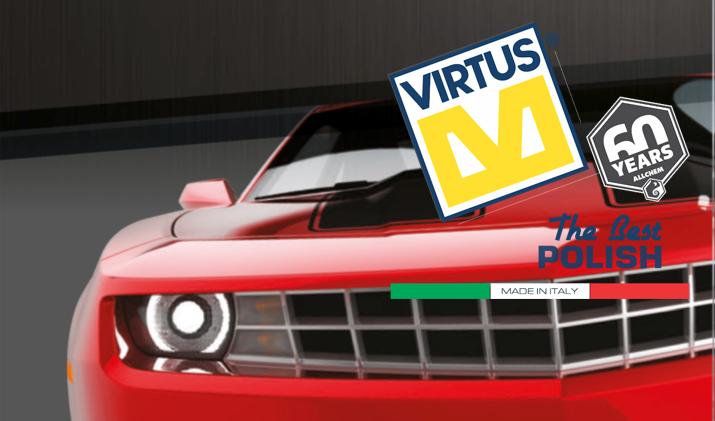 VIRTUS nova representação de detailing automóvel exclusiva JMCS